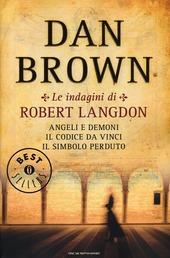 Le indagini di Robert Langdon: Angeli e demoni-Il Codice da Vinci-Il simbolo perduto