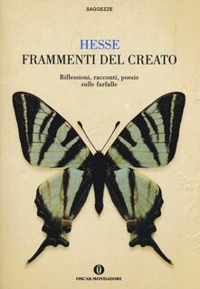 Frammenti del creato. Riflessioni, racconti, poesie sulle farfalle.pdf