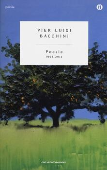 Poesie 1954-2013 - P. Luigi Bacchini - copertina