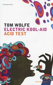 Libro Electric kool-aid acid test Tom Wolfe