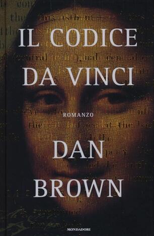 Il Codice Da Vinci Dan Brown Libro Mondadori Omnibus Ibs