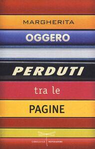 Libro Perduti tra le pagine Margherita Oggero