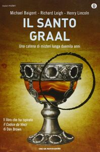 Libro Il Santo Graal Michael Baigent , Richard Leigh , Henry Lincoln
