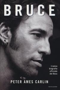 Bruce - Peter A. Carlin - copertina