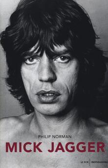 Mick Jagger - Philip Norman - copertina