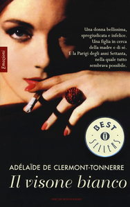 Libro Il visone bianco Adélaïde de Clermont-Tonnere