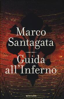 Guida all'Inferno - Marco Santagata - copertina