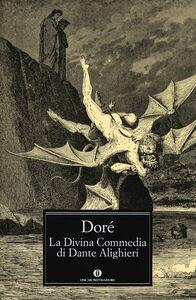 Libro La Divina Commedia di Dante Alighieri Gustave Doré