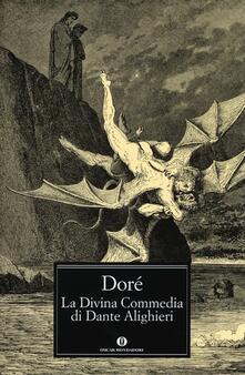 La Divina Commedia di Dante Alighieri - Gustave Doré - copertina