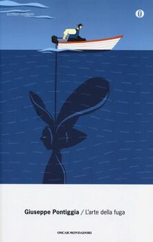 L' arte della fuga - Giuseppe Pontiggia - copertina