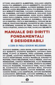 Foto Cover di Manuale dei diritti fondamentali e desiderabili, Libro di  edito da Mondadori