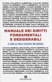 Manuale dei diritti fondamentali e desiderabili