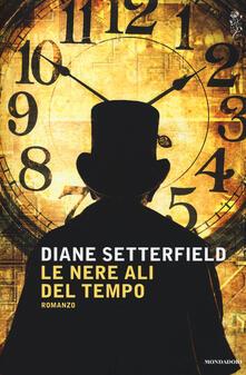 Le nere ali del tempo - Diane Setterfield - copertina