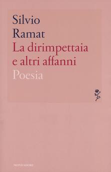 La dirimpettaia e altri affanni - Silvio Ramat - copertina