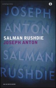 Libro Joseph Anton Salman Rushdie