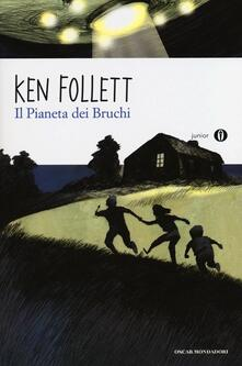 Il pianeta dei bruchi - Ken Follett - copertina