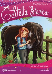 Foto Cover di Un cavallo a sorpresa. Stella Bianca. Vol. 1, Libro di Mathilde Bonetti, edito da Mondadori