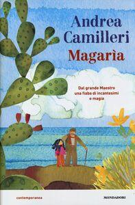 Libro Magarìa Andrea Camilleri