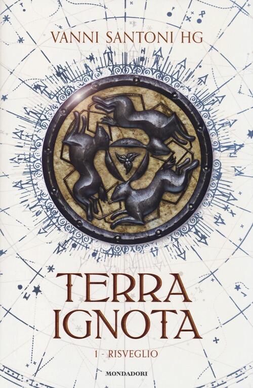 Risveglio. Terra ignota. Vol. 1 - Vanni Santoni - Libro - Mondadori ... 6e913631d43