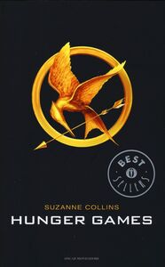 Libro Hunger games Suzanne Collins