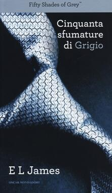Cinquanta sfumature di grigio - E. L. James - copertina
