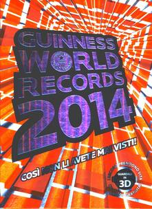 Guinness World Records 2014 - copertina