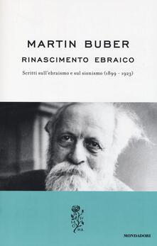 Nordestcaffeisola.it Rinascimento ebraico. Scritti sull'ebraismo e sul sionismo (1899-1923) Image