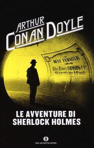 Libro Le avventure di Sherlock Holmes Arthur Conan Doyle