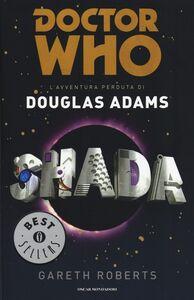 Libro Shada. Doctor Who Douglas Adams
