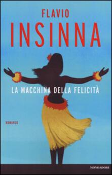 La macchina della felicità - Flavio Insinna - copertina