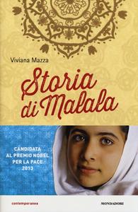 Libro Storia di Malala Viviana Mazza