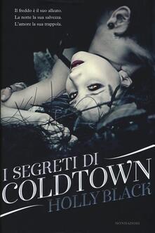 I segreti di Coldtown - Holly Black - copertina