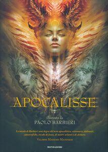 Foto Cover di Apocalisse, Libro di Paolo Barbieri, edito da Mondadori