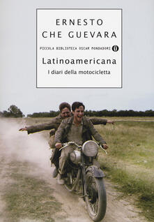 Latinoamericana. I diari della motocicletta - Ernesto Guevara - copertina