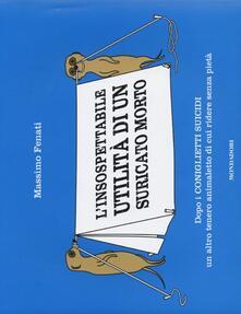 L' insospettabile utilità di un suricato morto - Massimo Fenati - copertina