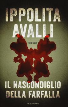 Il nascondiglio della farfalla - Ippolita Avalli - copertina