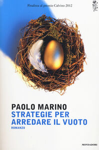 Foto Cover di Strategie per arredare il vuoto, Libro di Paolo Marino, edito da Mondadori