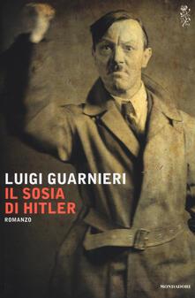 Il sosia di Hitler - Luigi Guarnieri - copertina