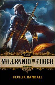 Foto Cover di Raivo. Millennio di fuoco, Libro di Cecilia Randall, edito da Mondadori
