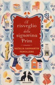 Libro Il risveglio della signorina Prim Natalia Sanmartin Fenollera
