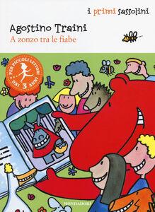 Libro A zonzo tra le fiabe Agostino Traini