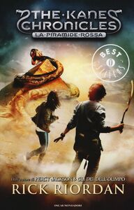 Libro La piramide rossa. The Kane Chronicles. Vol. 1 Rick Riordan