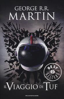 Il viaggio di Tuf - George R. R. Martin - copertina