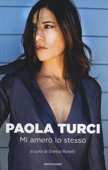 Mi amerò lo stesso - Paola Turci - copertina