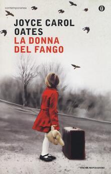 La donna del fango - Joyce Carol Oates - copertina