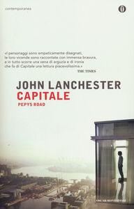 Libro Capitale. Pepys Road John Lanchester