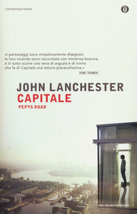 Libro Capitale. Pepys Road John Lanchester