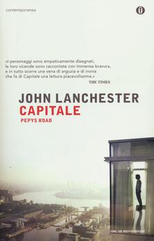 Capitale. Pepys Road - John Lanchester - copertina