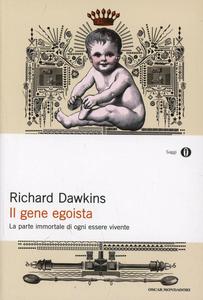 Libro Il gene egoista Richard Dawkins