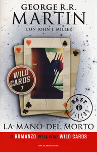 Libro La mano del morto. Wild Cards. Vol. 7